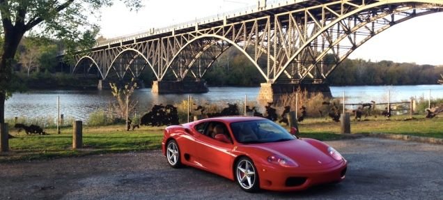 Owning a Ferrari for a year was a disappointment