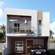 Resultado de imagen para pinterest casas minimalistas de interes social dos plantas #fachadasminimalistas