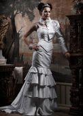 ... - Brautkleid Ausgefallene Abendmode Designer - Lucardis Feist - Kollektion 2013