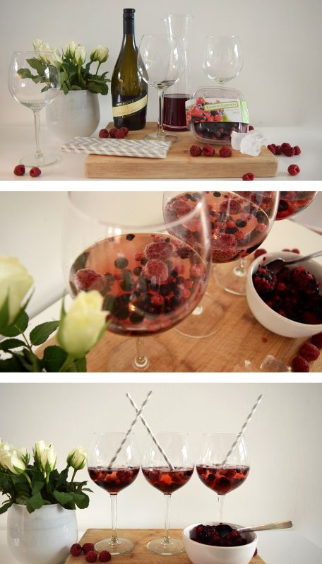 Een cocktail of een glaasje bubbels op z'n tijd, wie houdt er niet van? Bouw heel simpel een feestje in je glas.