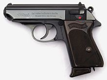 Walther PP - Wikipedia, the free encyclopedia