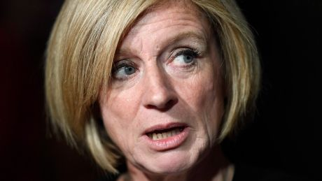 Alberta Premier Rachel Notley says an alternative sex education curriculum being crafted by Catholic school officials will never be taught if it arrives as previously advertised.