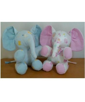 Vinnie and Violet the Elephants - PDF Sewing Pattern - by DesignsbySha http://www.designsbysha.com