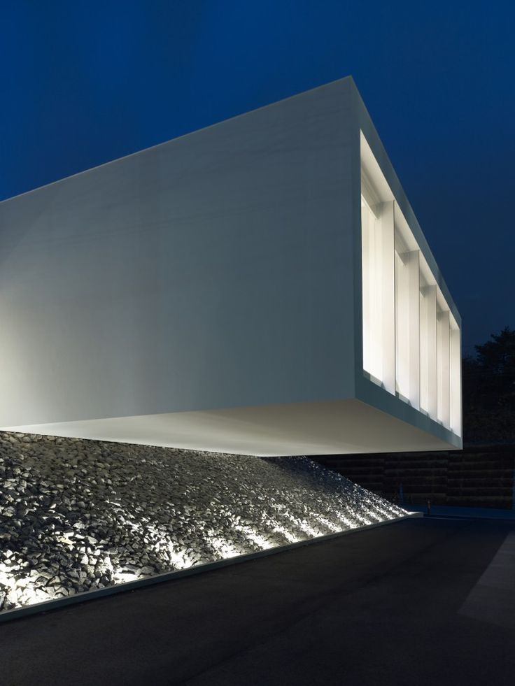 Gallery of Ju0027s vis aile / atelier KUU - 2 & 510 best Lighting Exterior images on Pinterest | Architecture ... azcodes.com