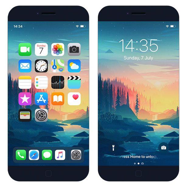 Minixs Tweak Simulates Iphone X Features On Ios 11 12 Iphone Ios 11 Ios