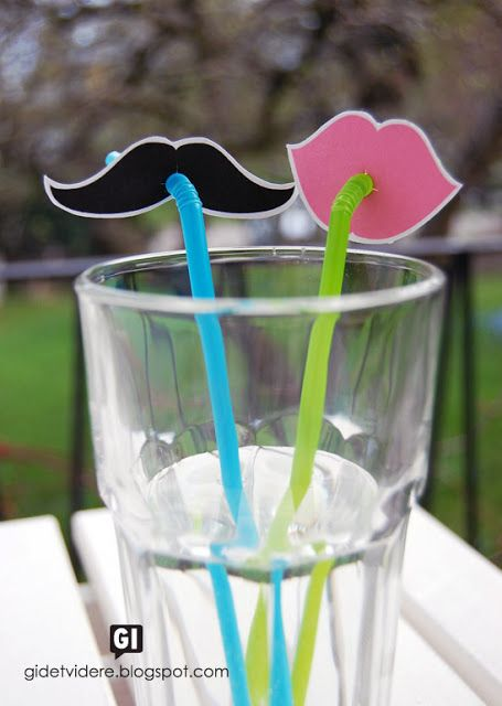 Blog My Little Party - Ideas e Inspiración para Fiestas: Fiestas Temáticas: Moustache                                                                                                                                                     Más