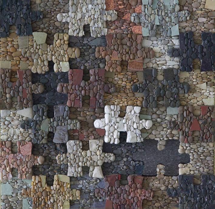 Scuola Mosaicisti del Friuli - Interesting piece!