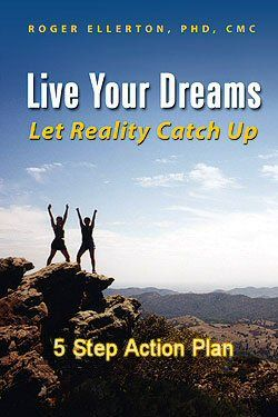 """This e-book """"5 Step Action Plan"""" complements the material in """"Live Your Dreams Let Reality Catch Up: NLP and Common Sense for Coaches, Managers and You"""". If you are a coach, you will find this book provides a practical outline for a series of coaching sessions that you can customize to meet specific client needs."""