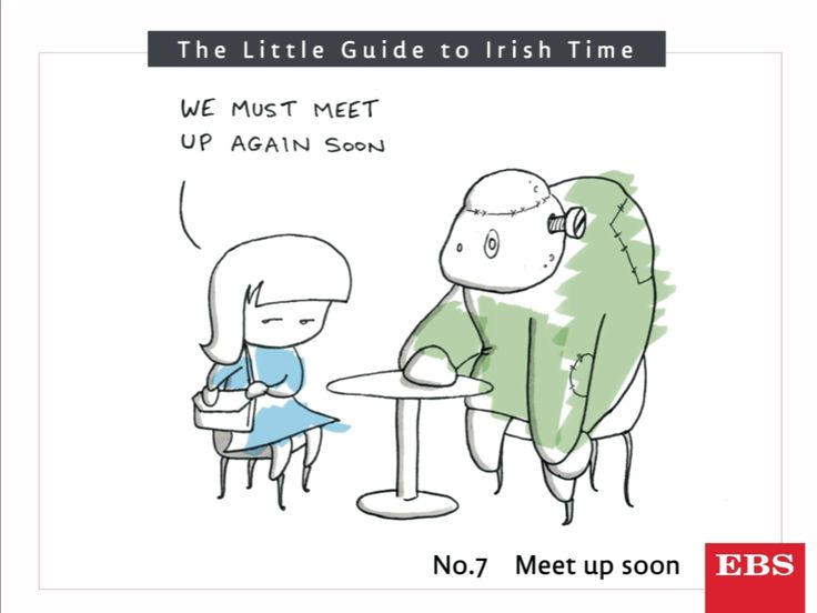 29% of us never intend to meet up when we use the dreaded 'meet up soon'.  Awkward for the other 71%!
