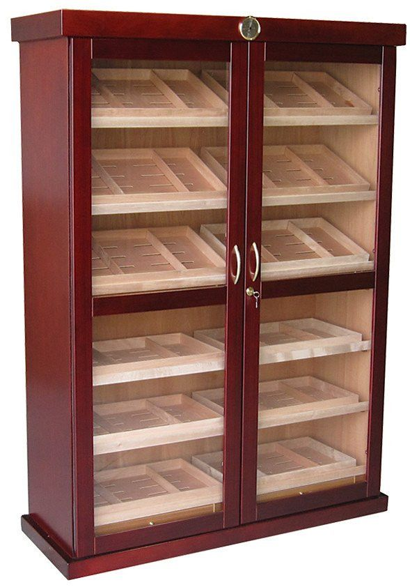 how to build an in wall humidor