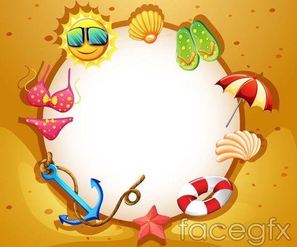 Mejores 25 imágenes de marcos verano en Pinterest | Fondos ...