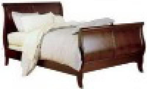 Sleigh Bed | TradMix