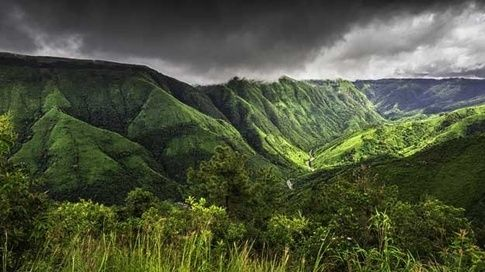 Meghalaya, Cherapunjee Storm