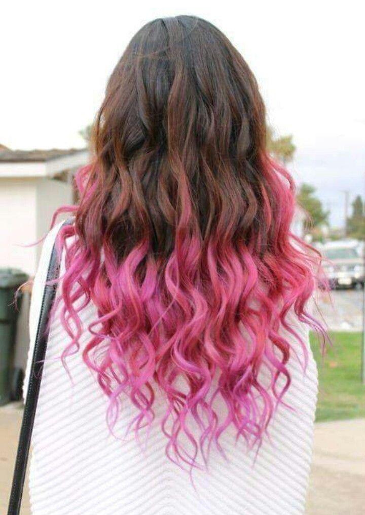 68 best Hair images on Pinterest | Colourful hair, Coloured hair ...