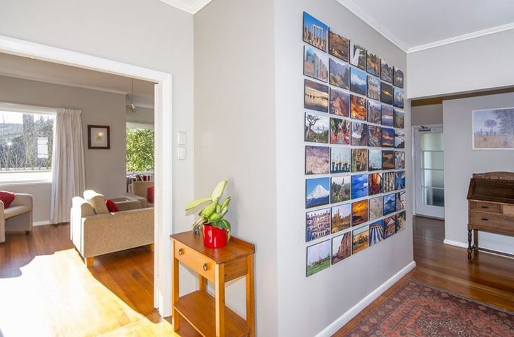 way to display travel photos