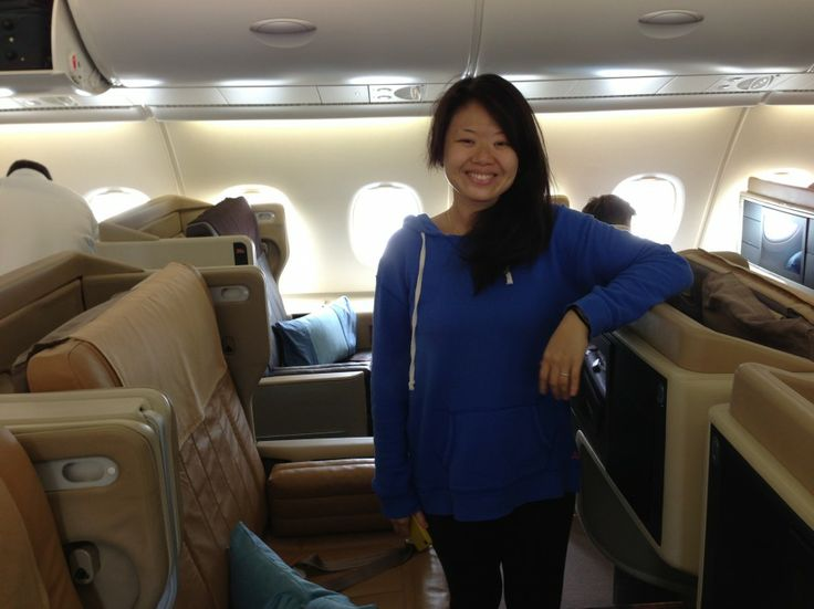 Singapore Airlines A380 Business Class | Buy KrisFlyer Miles