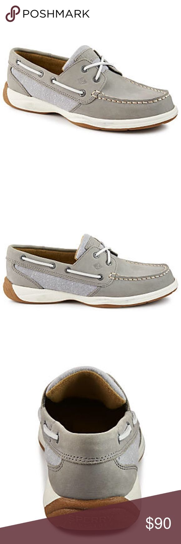 ☀️NWT☀️ Sperry Boat Shoes ⛵️☀️ Brand new!! ☀️⛵️ Nail a nautical look in this women's shoe by Sperry. Luxurious leather keeps it completely comfy, and the classic silhouette is always on trend.😎 (no trades) Sperry Shoes Flats & Loafers
