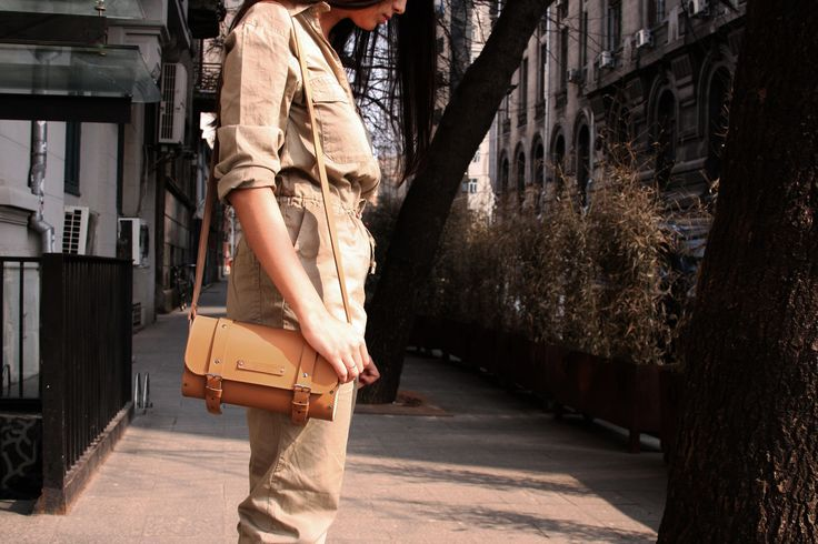 ZVINCA Leather Bag. www.zvinca.ro