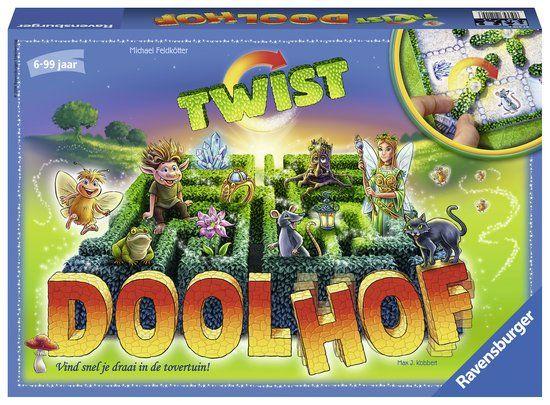 Ravensburger Doolhof Twist