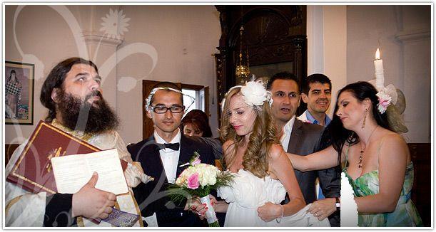 religious wedding packages Santorini