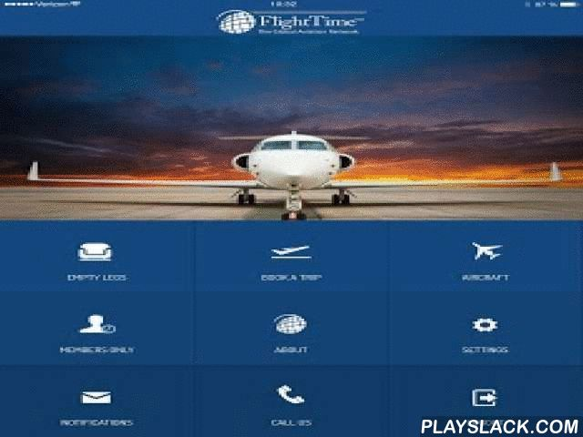 FlightTime Private Jet Charter  Android App - playslack.com , FlightTime's mobile Android app allows you to search for and book private jet flights conveniently from your device at cost with no broker or middleman. Free Membership for registered users in 2015. Get the full info on the first 10 Tail Numbers and operator details. Looking for empty legs? FlightTime's official Android app allows you to search through thousands of empty legs, updated in real-time.Try our membership for Free and…