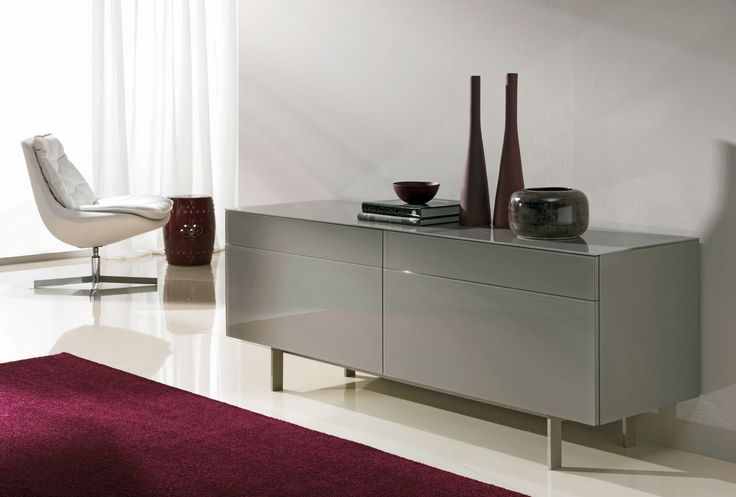 aly sideboard - glass