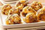 Sausage Cheese Balls - Perfect Appetizer For Your Next Party