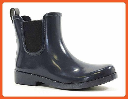 Coach Women's Tyler Rain Boot,Midnight Navy,10 M US - Boots for women (*Amazon Partner-Link)