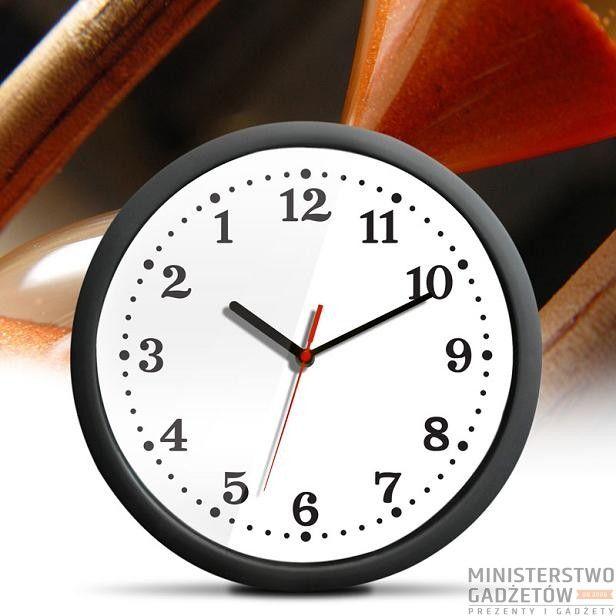 Cofający się Zegar. Z nim na pewno się nie spóźnisz... ;)