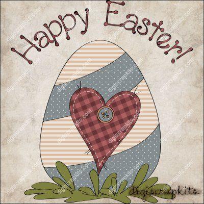 1000+ images about Primitive Easter on Pinterest | Folk ...