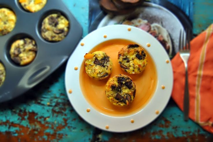Cheesy Crustless Quiche Cups - Now say that 10 times fast — Amanda Lapidus Nutrition