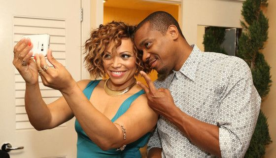 "Black #Cosmopolitan Tisha Campbell-Martin And Duane Are A ""A United Front"" Despite Split   #CULTURE, #Martin, #MassMedia, #Television, #Tisha, #TishaCampbellMartin        As Marlon Wayans reminded us last week, you don't have to still be romantically involved with someone for there to be a lot of love and to want to the best for them. Tisha Campbell-Martin recently filed for divorce from Duane Martin after more than 20 years together. And while we don't know ..."