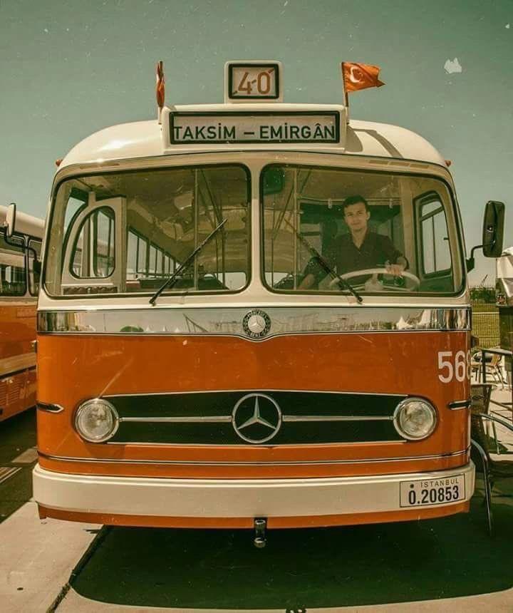 """Aslıhan Karay 🍀 on Twitter: """"Şu otobüse binelim, pazar gezmesine 1958 senesine, Emirgan'a gidelim... Nasıl sakin ve güzeldir şimdi. Mutlu Pazarlar https://t.co/CNZTRkhNEj"""""""