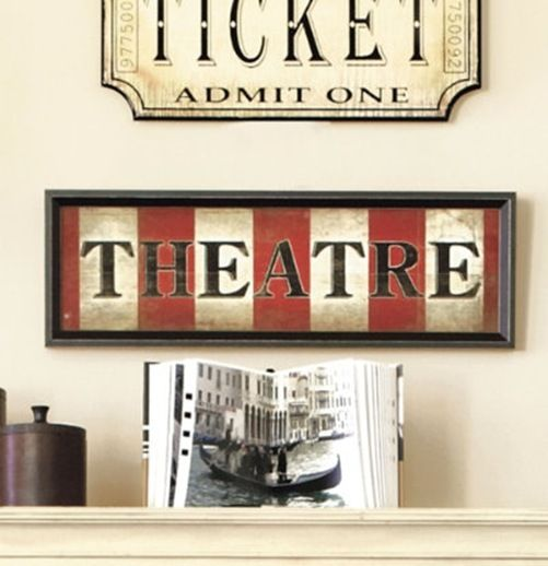 Theater Room Snack Bar: 116 Best Home Theatre Images On Pinterest
