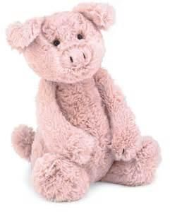 Lost on 15/02/2015 @ Toronto Pearson Airport Terminal 1. Very well loved, pale pink (almost grey!) Jelly Cat pig lost at Toronto airport over the weekend. Heartbroken little girl and mummy desperate to get him home again. He is not as fresh as this photo... Visit: https://whiteboomerang.com/lostteddy/msg/s7a7c9 (Posted by Julie on 17/02/2015)