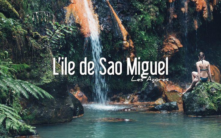 LES AÇORES #1 | Ile de Sao Miguel, l'exotique !