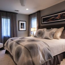 Contemporary Bedroom By Key Residential