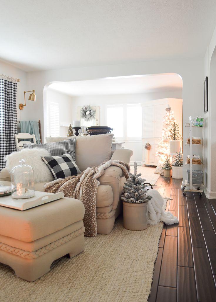 Die besten 25+ Moderner dekor für ferienhaus Ideen auf Pinterest - wohnzimmer ideen heller boden