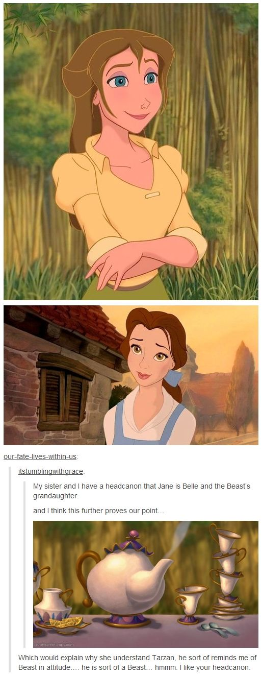 Jane from the second Peter Pan could also be this Jane...