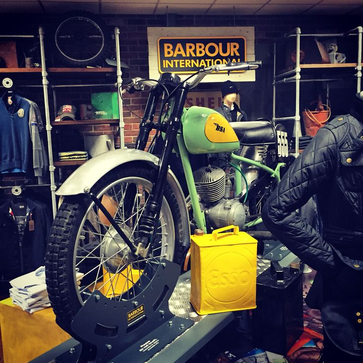 Barbour Factory Shop