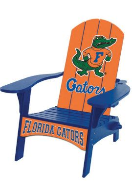 SPIRIT PRODUCTS LTD. : University of Florida Adirondack Chair : UF Bookstore