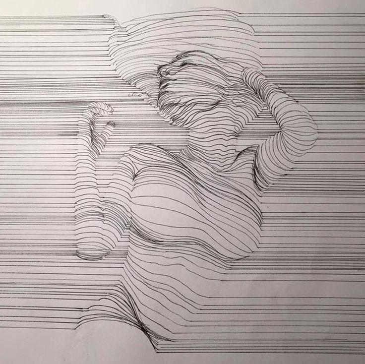 Nester Formentera est un artiste qui exerce son métier à Dublin, la capitale de l'Irlande. Je suis tombé sur son compte Instagram par hasard et j'ai découvert son travail. Le jeune homme est très doué, mais ce qui a particulièrement retenu mon attention, ce sont les dessins qu'il fait avec de…