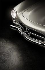 Mercedes-Benz 300 SL   U6 Studio