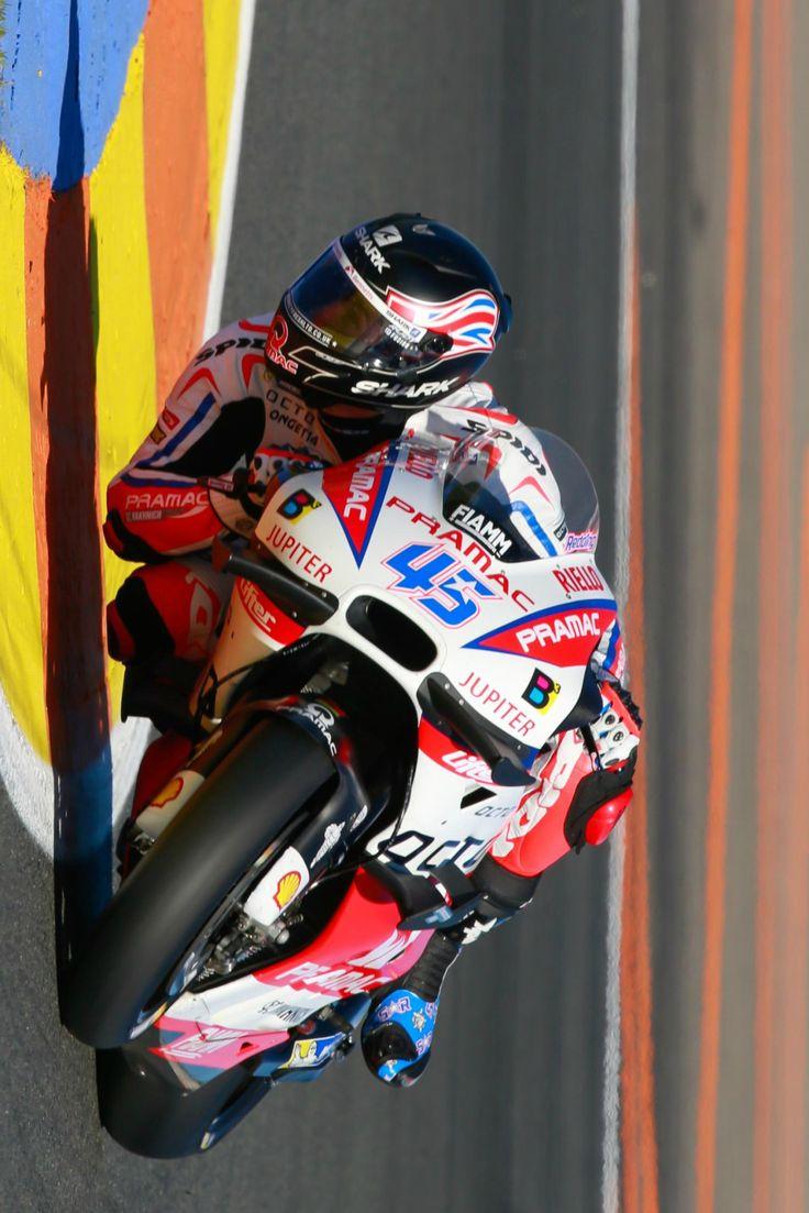 Scott Redding #45 GP Valencia
