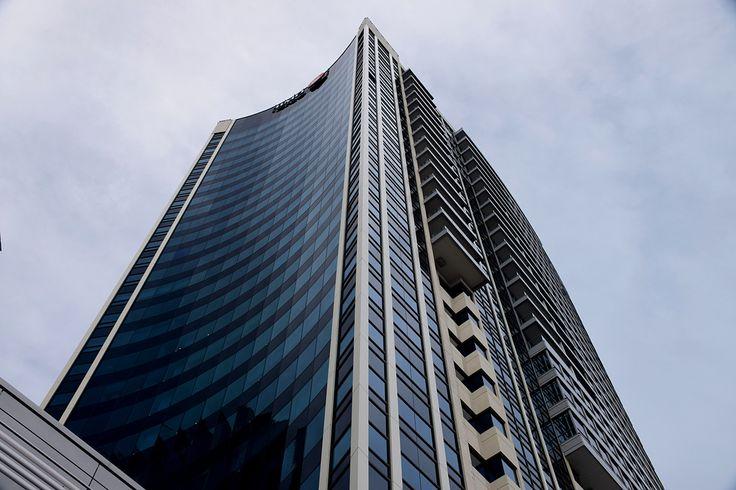 Tall Building - Skyscraper in Ste-Foy, Quebec City.