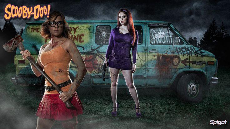 Zombie Apocalypse Scooby Doo Scooby