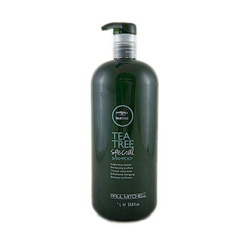 Paul Mitchell Tea Tree Special Shampoo 33.8oz/liter by Paul Mitchell. $34.99. Get a head start every morning and experience the tingle of invigorating tea tree oil, peppermint and lavender. Help wash away impurities as hair becomes fresh and clean, full of vitality and luster. Color safe and ideal for all hair types.