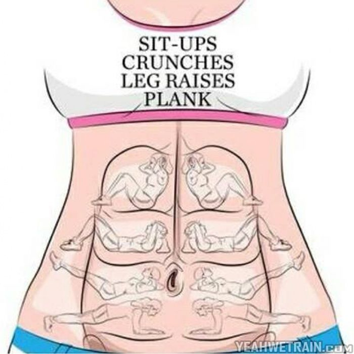 Sixpack Workout For Lower And Upper Abdominal Muscles - Ab Train - PROJECT NEXT - Bodybuilding & Fitness Motivation + Inspiration