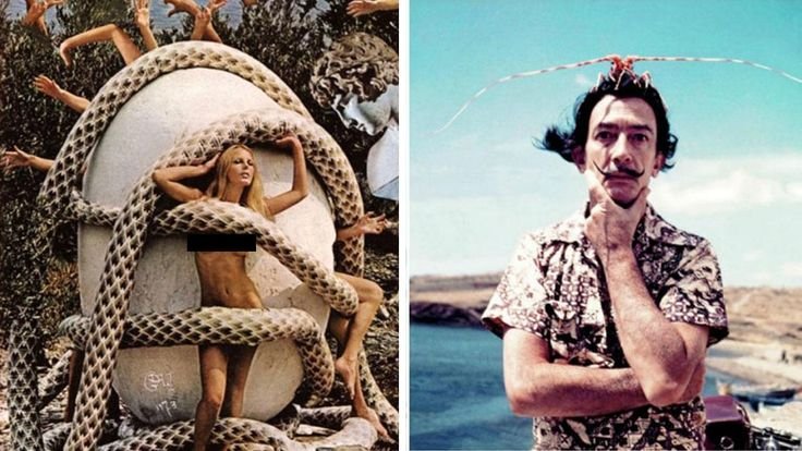 In 1973, the sleepy Spanish town of Cadaqués was turned upside down when Salvador Dali arrived for a Playboy shoot.   There was no way the town could have prepared for the onslaught of crazy fans who arrived to stalk him or the odd things that would happen in the name of surrealist art.  Accordin...