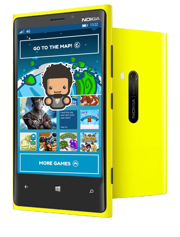 Download the best games for your Nokia Windows Phone!  Powered by GamePix